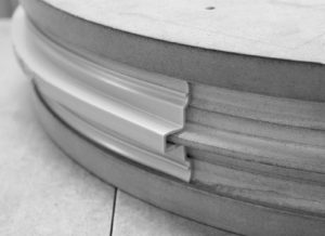 CURVED PROFILES
